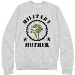 Military Mom Sweatshirt