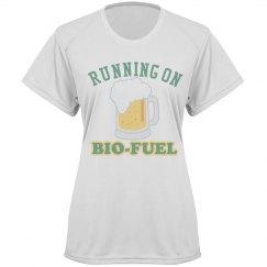 Running On Bio Fuel