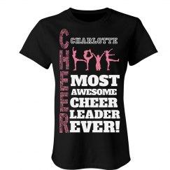 Charlotte. Cheer