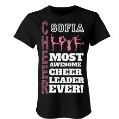 Sofia. Cheer