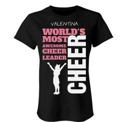 Valentina. Cheer