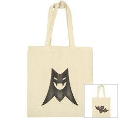 Scary Bat Tote