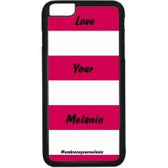 Love your melanin case