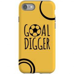 Goal Digger Soccer Case