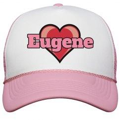 I love Eugene