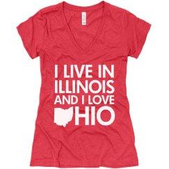I Love Ohio