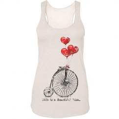 Life Is A Beautiful Ride Tank