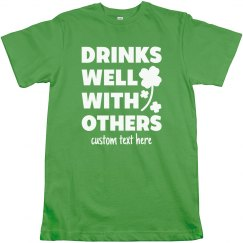 St Patrick's Day Irish Drink Well