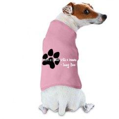 Izzy Boo Dog Hoodie