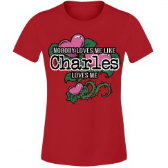Love me like Charles
