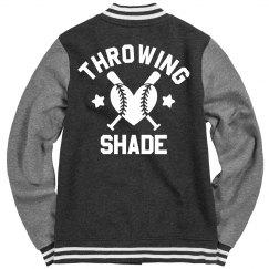 Softball Girls Throw Shade