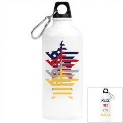 First Responder Water Bottle