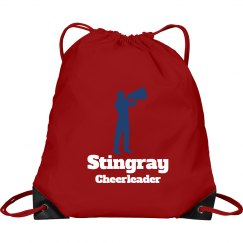 Male Cheer Bag