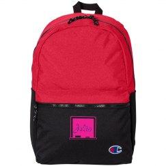 Custom Neon Pink Blackboard