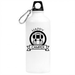 Happy Camper Water Bottle