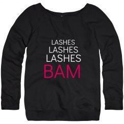 Lashes BAM