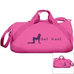 Get Bent (yoga bag)