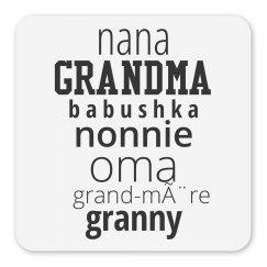 Cultured Grandmother Magnet