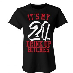 Drink Up 21st
