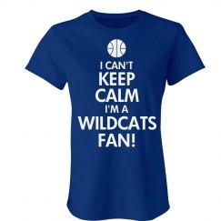 Keep Calm Wildcat Madness