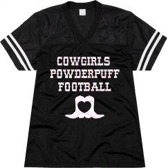 Cowgirls Powderpuff