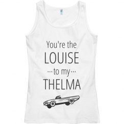 Thelma and Louise Couple