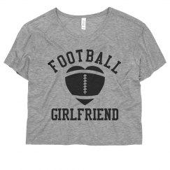 Simple Football Girl
