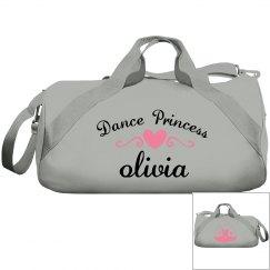 Dance princess Olivia