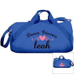 Leah. Dance princess
