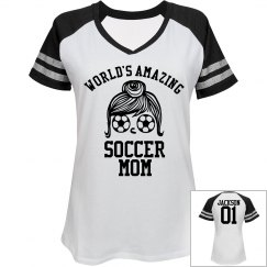 Jackson. Soccer mom
