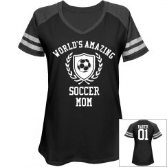 Baker. Soccer mom