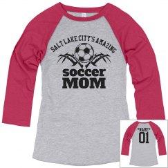 Salt Lake City . Soccer mom