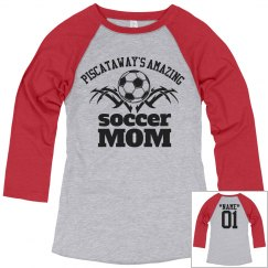 PISCATAWAY. Soccer mom