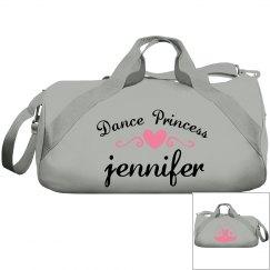 Jennifer. Dance princess
