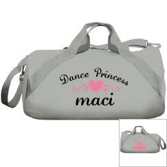 Maci. Dance princess