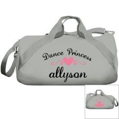 Allyson. Dance princess