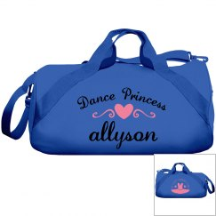 Allyson. Dance princess