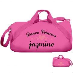 Jazmine. Dance princess