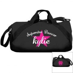Kylie. Superstar dancer