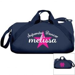 Melissa. Superstar dancer