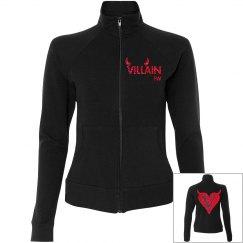 VILLain fitness Jacket female