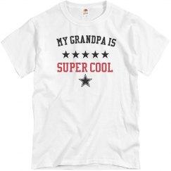 Grandpa is super cool