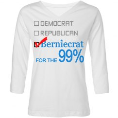 Berniecrat for the 99%