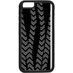 Chevron and Zebra Pattern