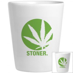 Stoner Shotglass