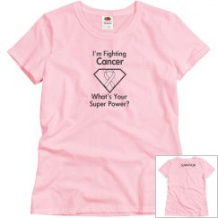What's Your Super Power? Cancer Survivor