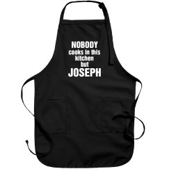 Joseph is the cook!