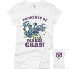 Property of Mardi Gras