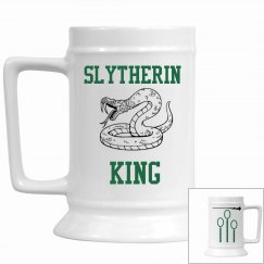 slytherin king