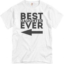 Best Daughter Ever